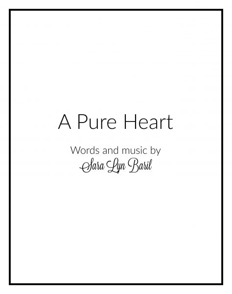 a-pure-heart-cover